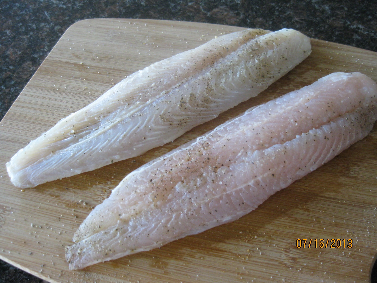 Crispy swai fillets cook with olga for Swai fish fillet