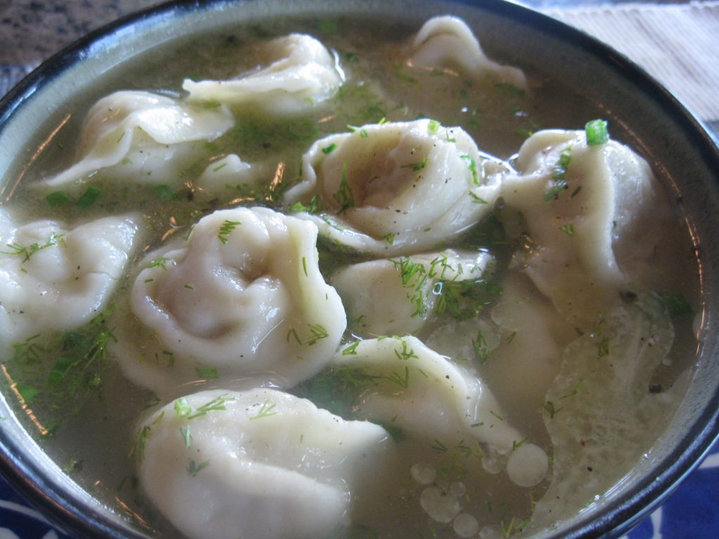 Siberian Pelmeni (Russian Dumplings) – Cook With Olga